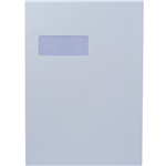 Cumberland Envelope C4 324x229 Window Face Booklet White 250