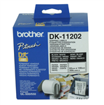 Brother Labels DK11202 Shipping 62x100 White Box 300