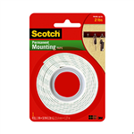 Scotch 114 Double Sided Foam Mounting Tape 254mmx13m